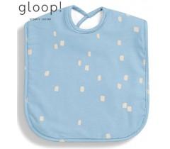 GLOOP - babete 40x25cm XL City Blue