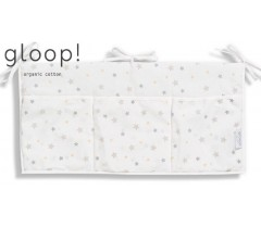 GLOOP - Organizador de Berço 30x60cm Estrelas