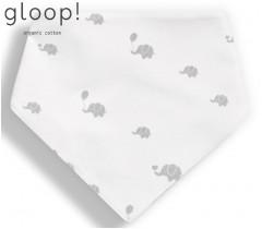 GLOOP - Babete 40x17cm Triangulo Elefantes
