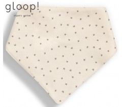 GLOOP - Babete 40x17cm Triangulo Natural