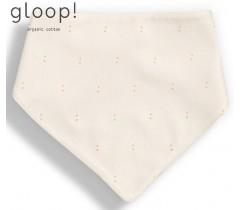 GLOOP - Babete 40x17cm Triangulo Little Dots