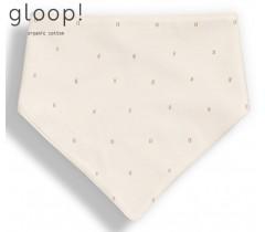 GLOOP - Babete 40x17cm Triangulo Little Stripes