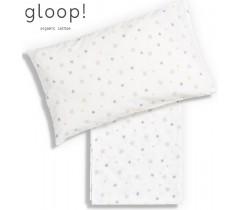 GLOOP - Conjunto de Lençois 110x150cm Estrelas 3 Peças