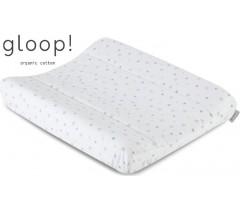 GLOOP - Capa Muda fraldas 65x50cm Estrelas