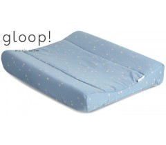 GLOOP - Muda Fraldas Portátil City Blue