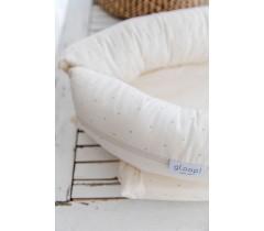 GLOOP - Sweet little bed 45x87cm Little Stripes