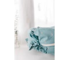 GLOOP - Sweet little bed 45x87cm Ocean Green
