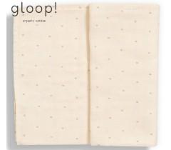 GLOOP - Fralda Tradicional 70x70cm Litle Stripes