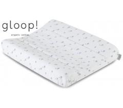 GLOOP - Muda fraldas 65x50cm completo Elefantes