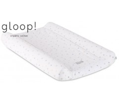 GLOOP - Capa Muda fraldas 80x50cm Estrelas