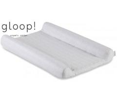 GLOOP - Capa Muda fraldas 80x50cm Nórdico Cinza