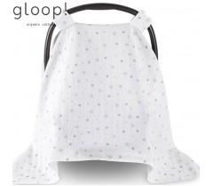 GLOOP - Protetor para ovo 100x100 Estrelas