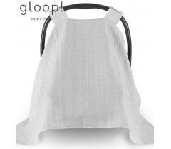 GLOOP - Protetor para ovo 100x100 Nórdico Cinza