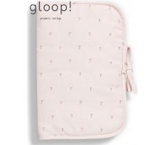 GLOOP - Porta Documentos Blush Rose