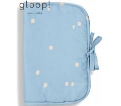 GLOOP - Porta Documentos City Blue