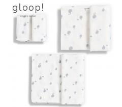 GLOOP - Pack 3 fraldas (3 Tamanhos) Elefantes