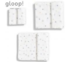 GLOOP - Pack 3 fraldas (3 Tamanhos) Estrelas