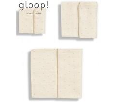 GLOOP - Pack 3 fraldas (3 Tamanhos) Little Stripes