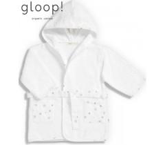 GLOOP - Robe de banho Estrelas 0-12 meses