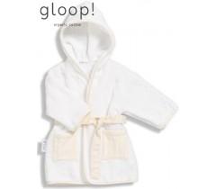 GLOOP - Robe de banho Little Dots 0-12 meses
