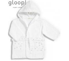 GLOOP - Robe de banho Estrelas 12-24 meses