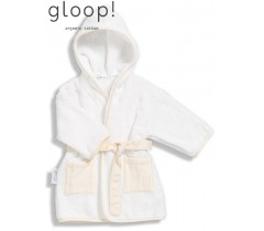 GLOOP - Robe de banho Little Dots 12-24 meses