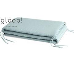 GLOOP - Resguardo de cama 190x35cm Ocean Green