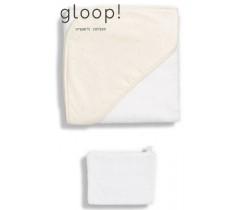 GLOOP - Toalha de banho 90x90cm Little Dots