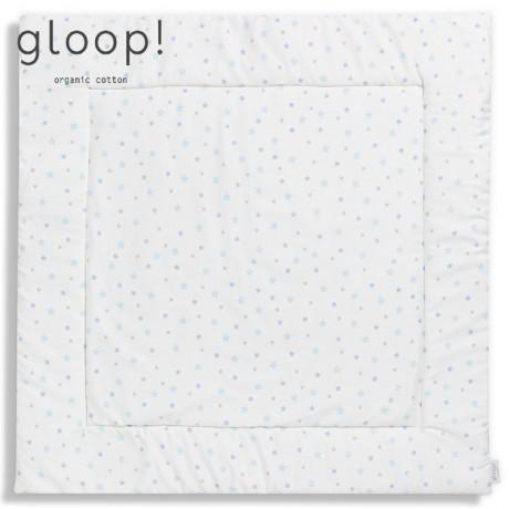GLOOP - Tapete de Atividades 100x100cm Estrelas Azuis
