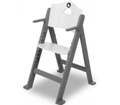 Lionelo - Cadeira da papa Floris cinza