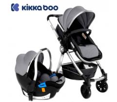 Kikka Boo - Allure 3 em 1 Transformável Grey