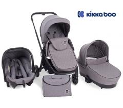 Kikka Boo - Vicenza 3 in 1 Grey
