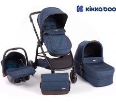 Kikka Boo - Maui 3 in 1 Blue Melange