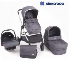 Kikka Boo - Maui 3 in 1 Grey Melange