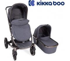 Kikka Boo - Kikka Boo - Duo Divaina 2 em 1 com alcofa Gris Oscuro Melange