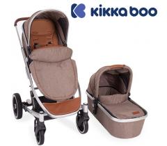Kikka Boo - Kikka Boo - Duo Divaina 2 em 1 com alcofa Beje Melange