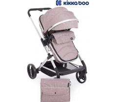 Kikka Boo - Carrinho de babé Amulett 2 in 1 Beige