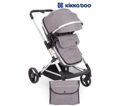 Kikka Boo - Carrinho de babé Amulett 2 in 1 Gris