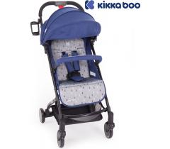 Kikka Boo - Carrinho de bebé compacto Libro Azul