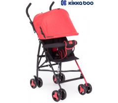 Kikka Boo - Carrinho de bebé Fresh roja