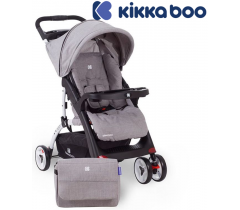 Kikka Boo - Airy Light Grey Melange