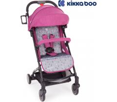 Kikka Boo - Carrinho de bebé compacto Libro Purple