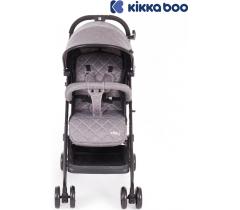 Kikka Boo - Carrinho de bebé Miley Gris Oscuro