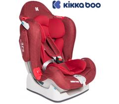 Kikka Boo - Cadeira auto Grupo 0/1/2 O'Right - Sps Vermelho