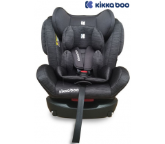 Kikka Boo - 4 Fix Grey Melange Grupo 0-1-2-3 (0-36 kg)