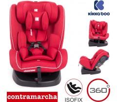 Kikka Boo - Orbital 360 Red 0-1-2-3 (0-36 kg)