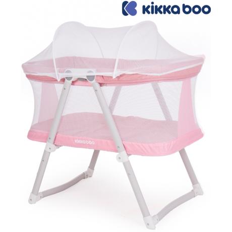 Kikka Boo - Berço Mom and Me Pink Melange