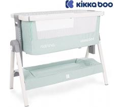 Kikka Boo - Berço Nanna Verde melange de alumínio