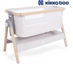 Kikka Boo - Berço Nanna Beje Melange de madera
