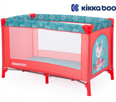Kikka Boo - Cama de viagem Pyjama Party Kitty´s 1 nível
